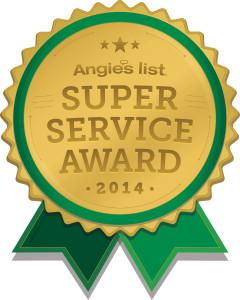 Solar Art Earns Esteemed 2014 Angie's List Super Service Award