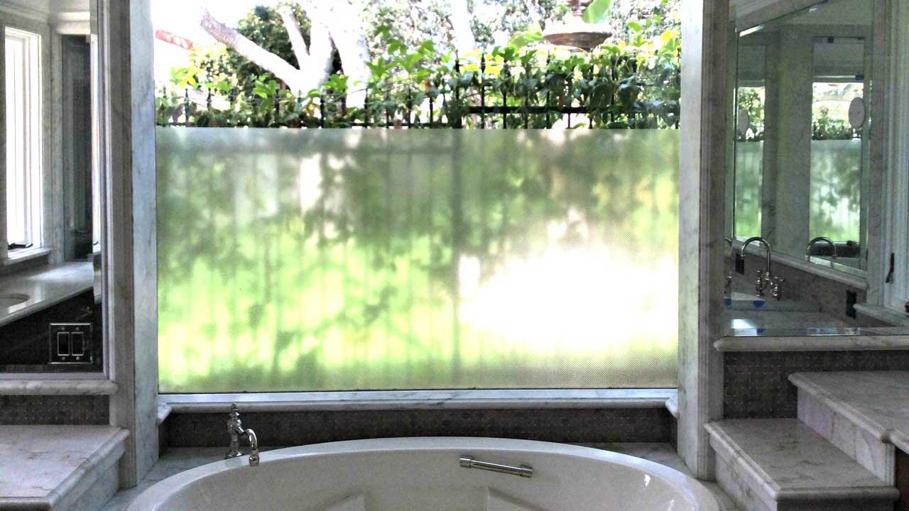 decorative privacy window film frosted window film