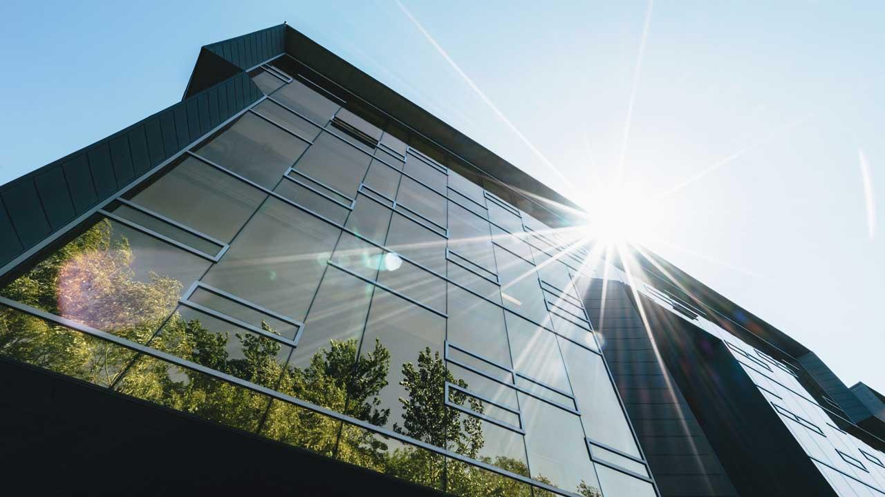 does layering window film reduce heat