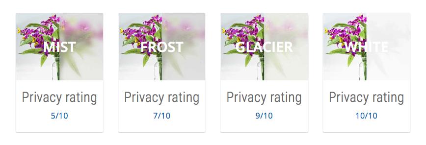 frosted window film decorative privacy window film