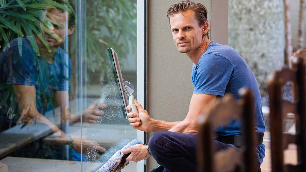 how to install window film yourself