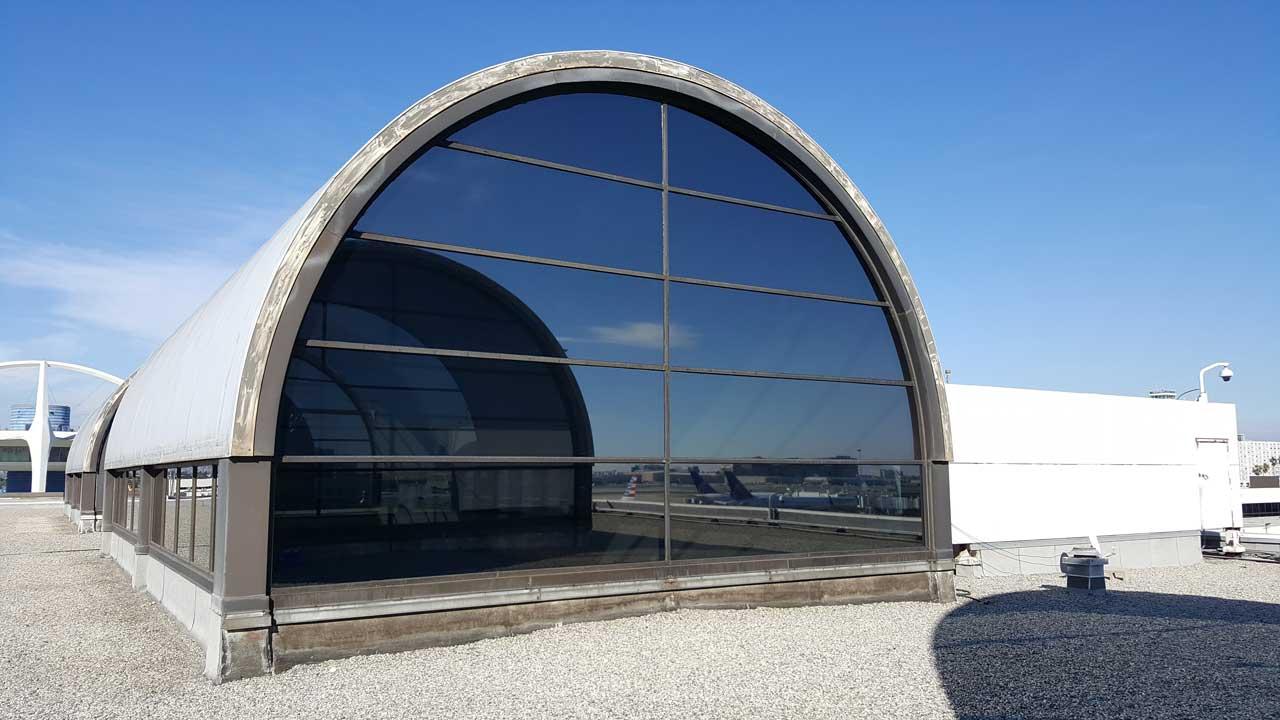 skylight one way mirror window film