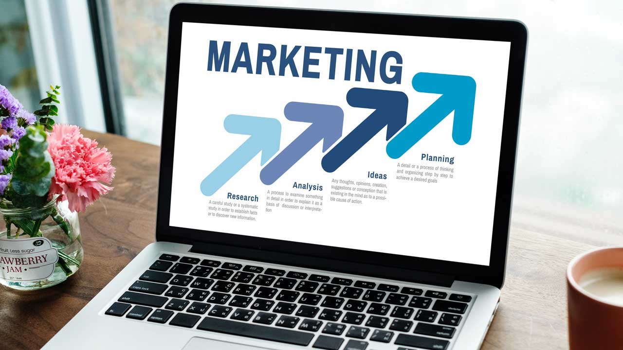 startup marketing for a new business