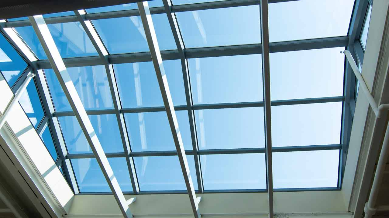 window tinting for skylights