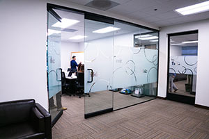 privacy film for offices