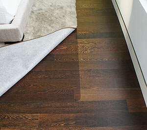 stop the sun from fading your floor