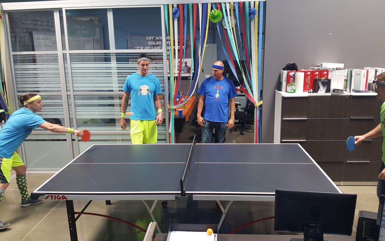 Company-ping-pong-tournament