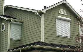 Shades for the outside of house