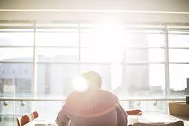 Glare in office