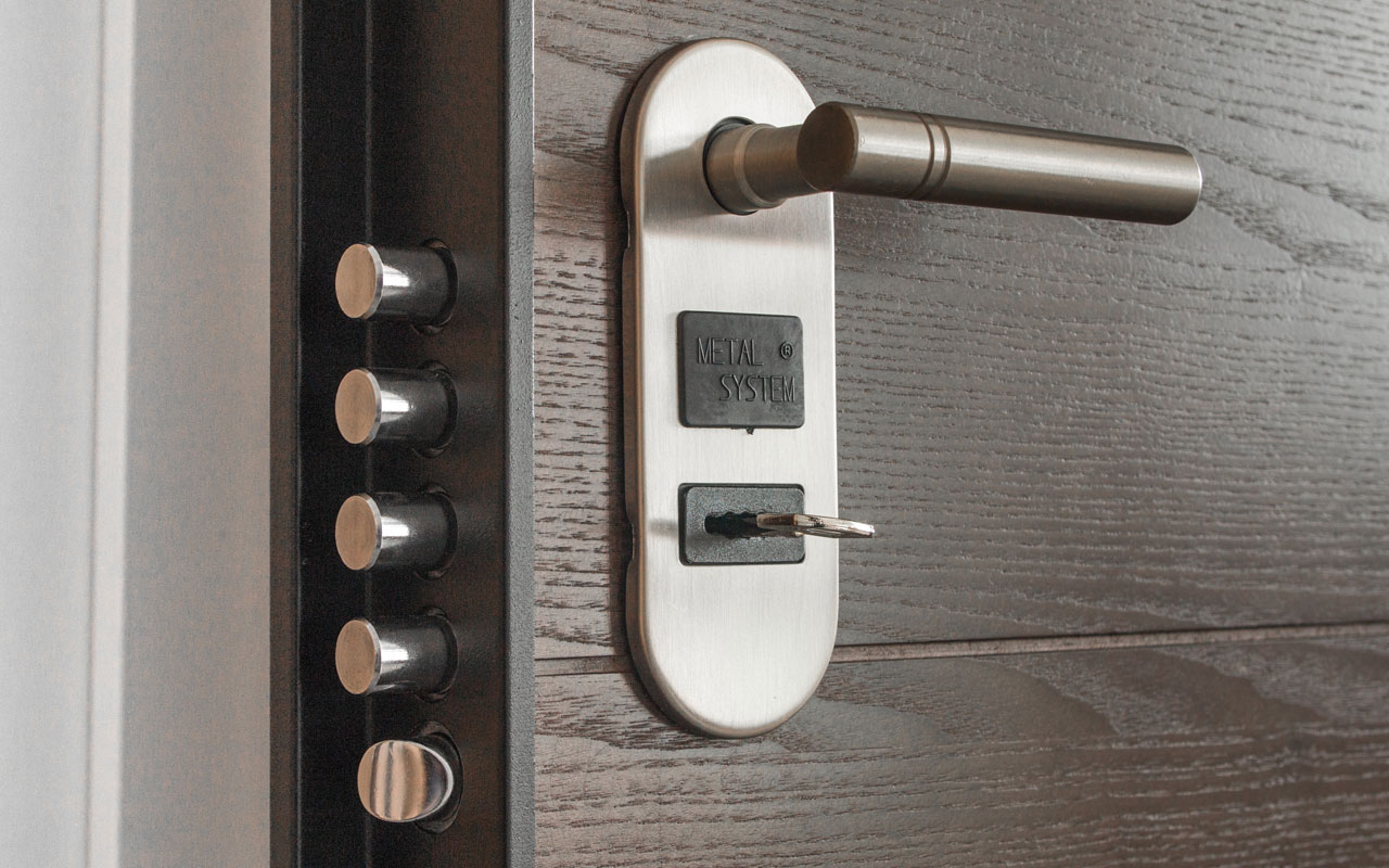 Install-a-durable-lock-system-on-doors