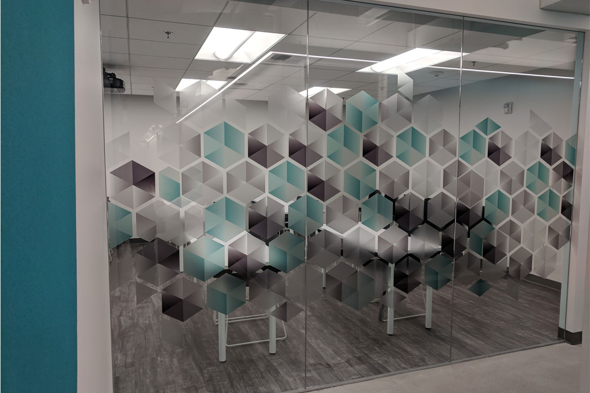 Customize your space with window film