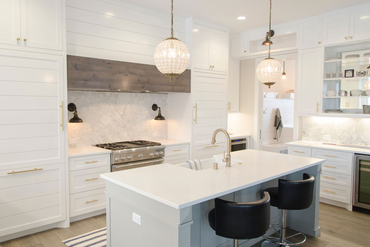 Upgrade your bathroom and kitchen