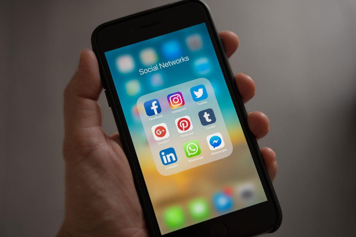 Strong social media presence to enhance marketing