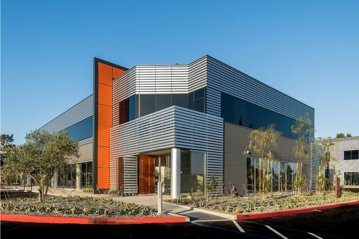 Building wraps increase curb appeal