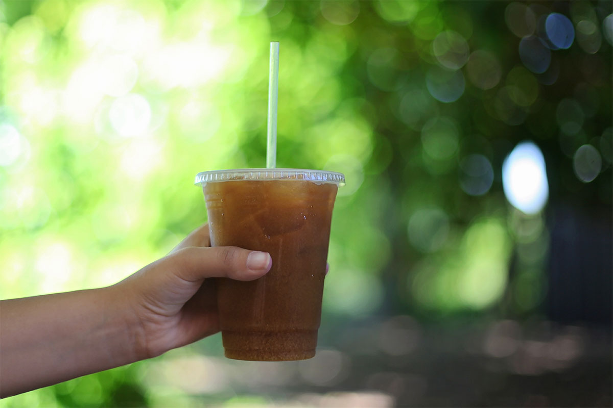 Get rid of disposable cups to go green in the office