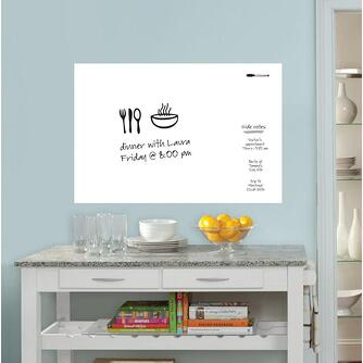 dry erase for walls
