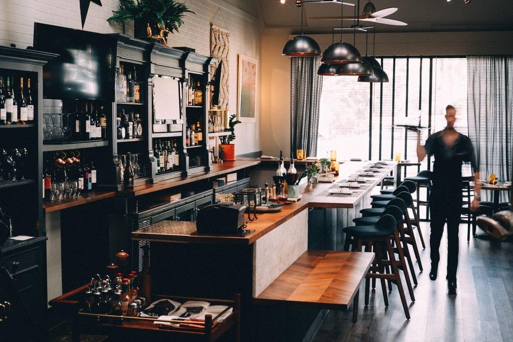 window film in restaurants