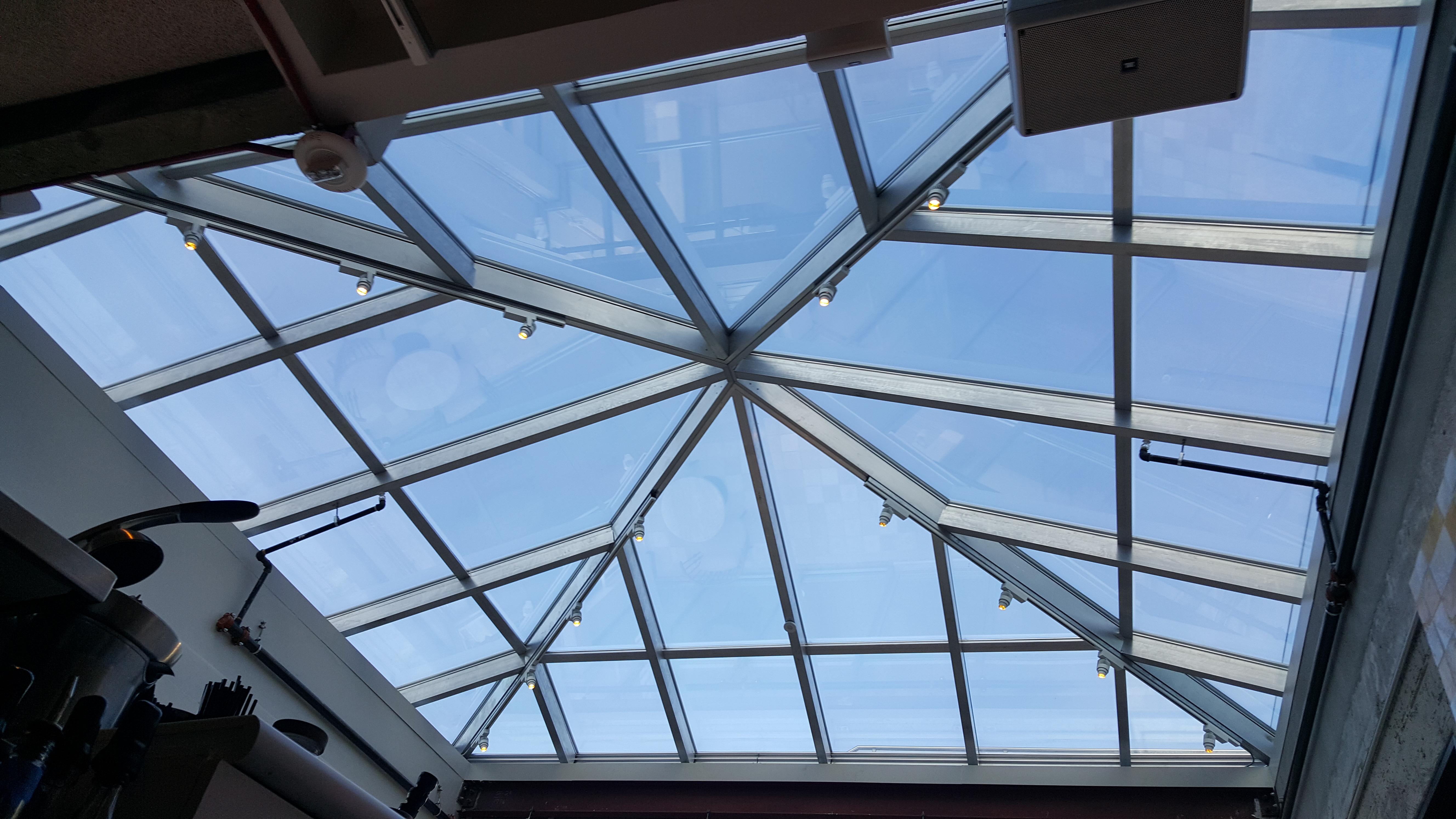 Neuehouse Skylight Window Film - Hollywood, CA