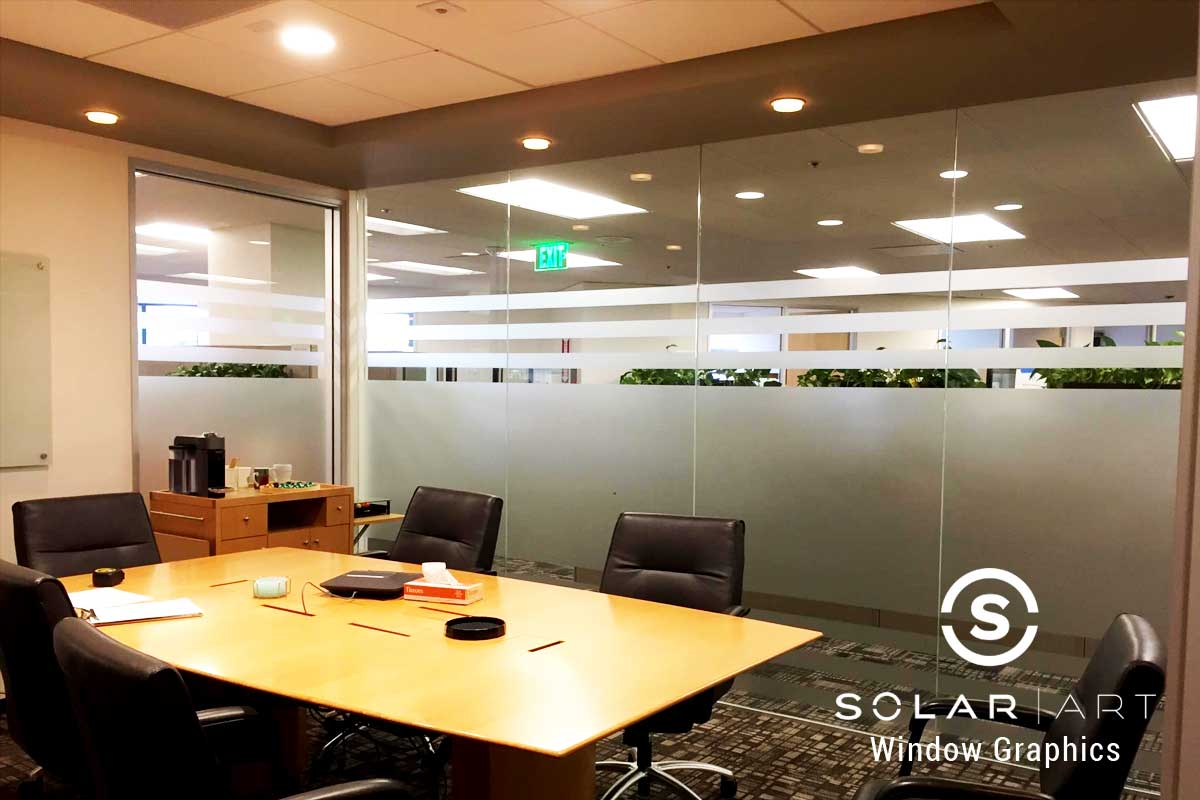 3M Dusted Crystal Install at Dignity Health in San Francisco, CA