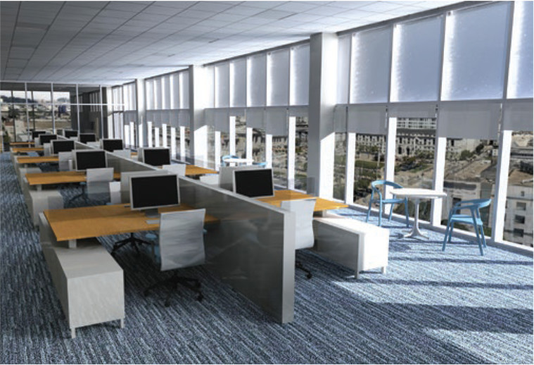 What's New? Clear Window Films that Reduce Glare and Provide Privacy