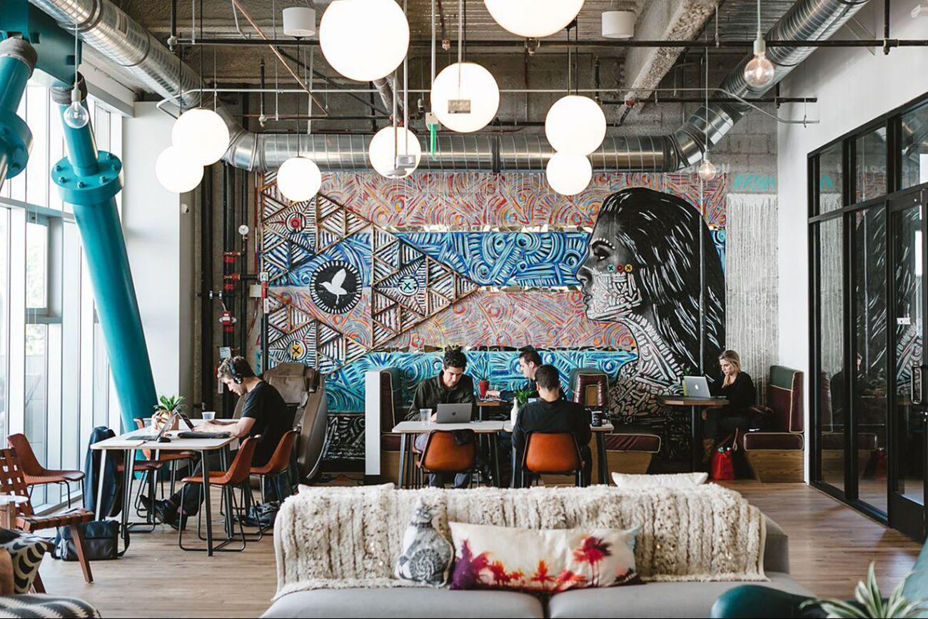 How to Transform Your Space with Office Wall Murals
