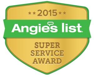 Solar Art Earns Esteemed 2015 Angie's List Super Service Award