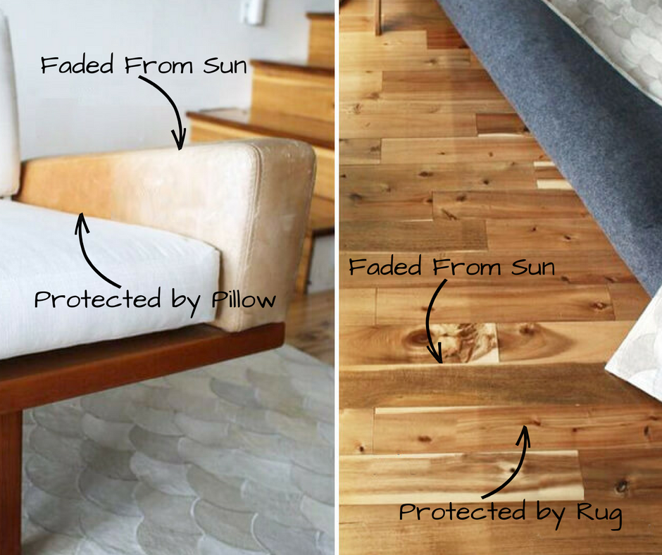 3 Reasons Your Hardwood Floors are Fading