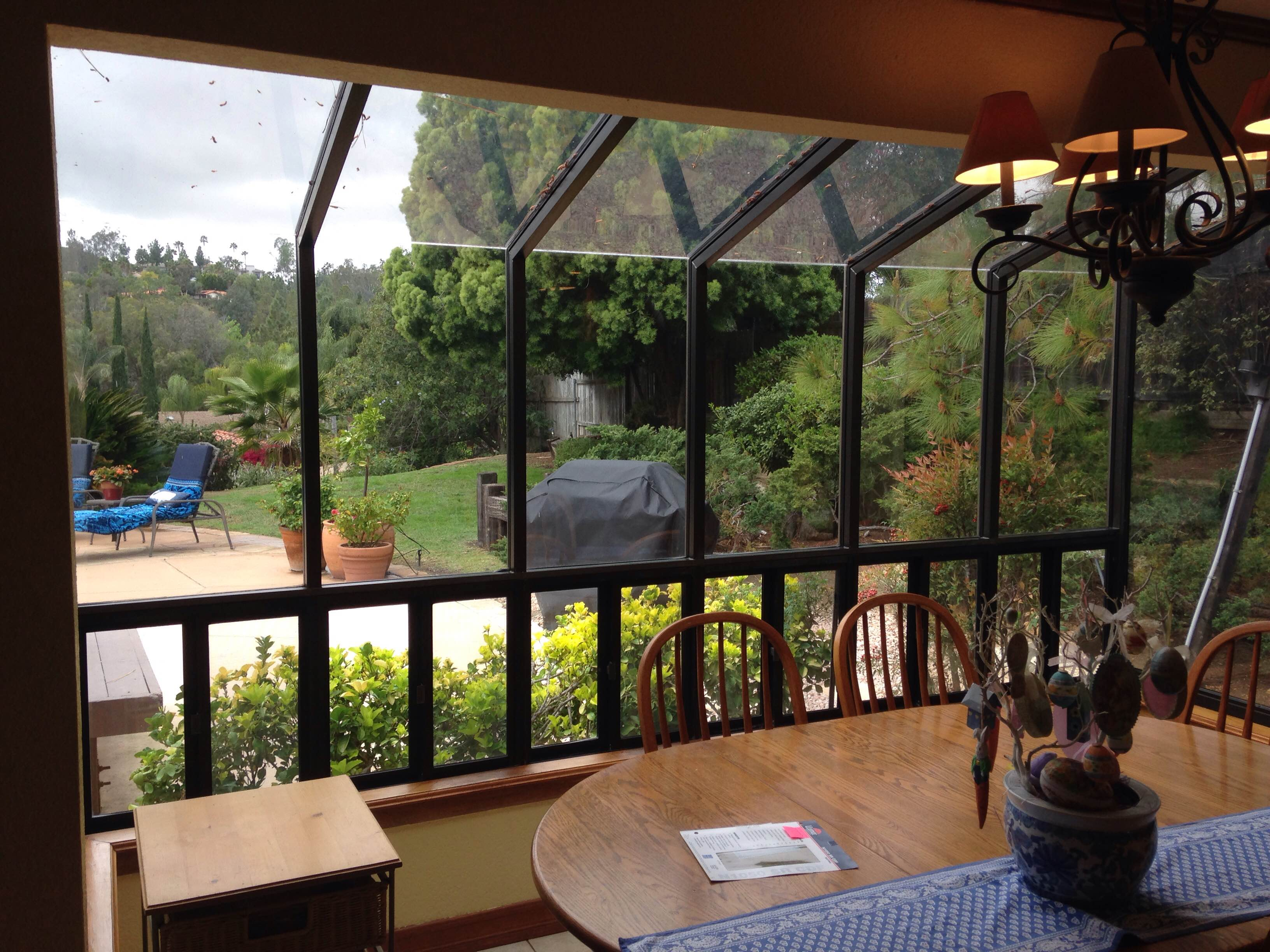 Heat Reducing Window Film- Pasadena, CA Residence