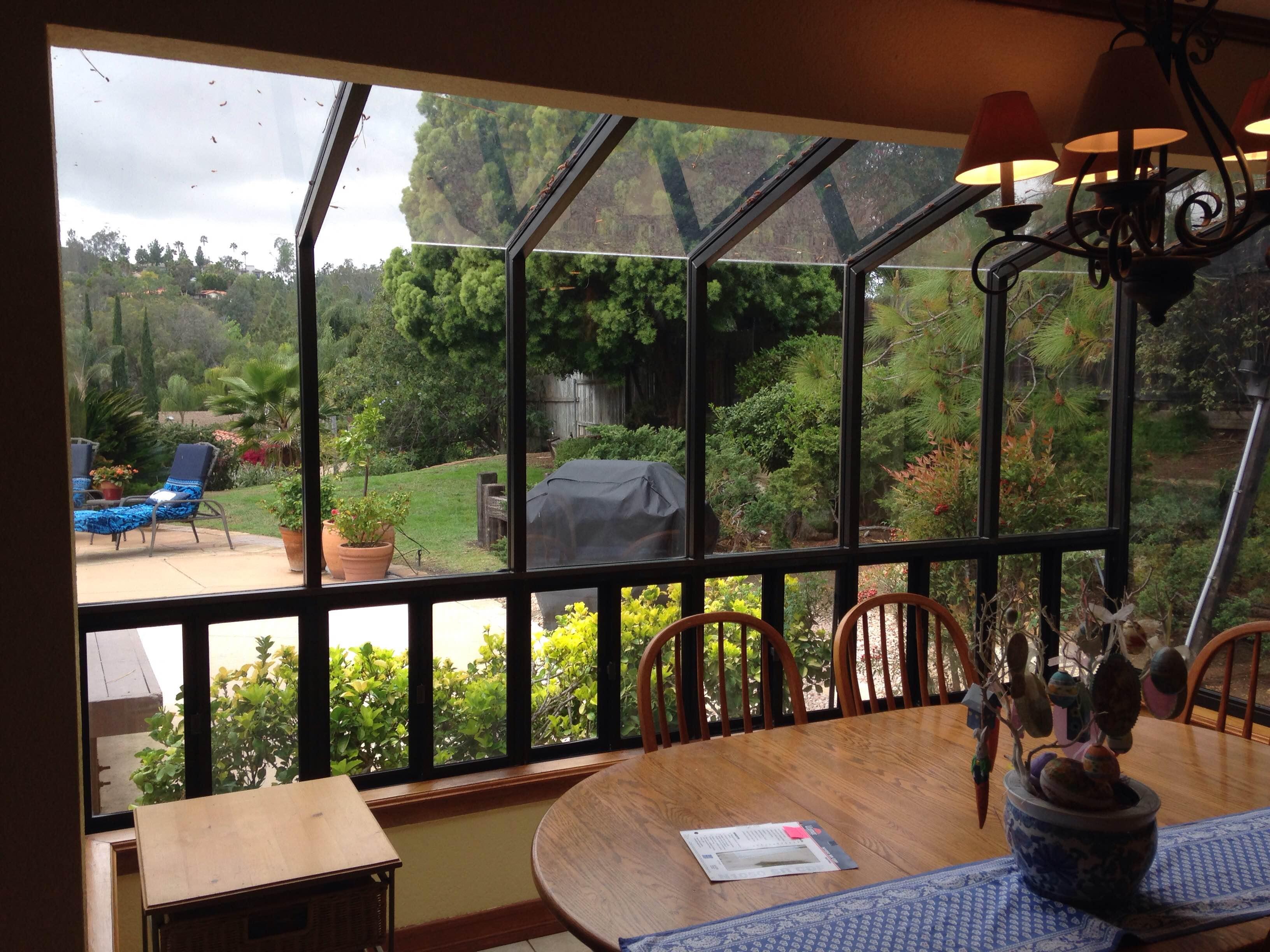 Heat Reducing Window Film- Pasadena, CA Residence